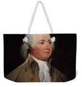President John Adams Weekender Tote Bag by War Is Hell Store