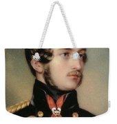 Prince Albert Henry Pierce Bone Weekender Tote Bag