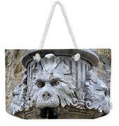 Public Fountain In Dubrovnik Croatia Weekender Tote Bag