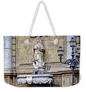 Quattro Canti In Palermo Sicily Weekender Tote Bag