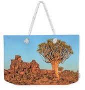 Quiver Tree Forest - Namibia Weekender Tote Bag