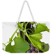 Red Wine Weekender Tote Bag by Joana Kruse