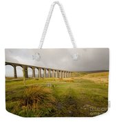 Ribblehead Viaduct Weekender Tote Bag