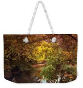 River View Weekender Tote Bag