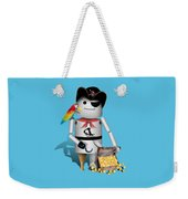 Robo-x9 The Pirate Weekender Tote Bag