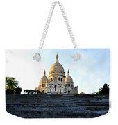 Sacre Coeur Weekender Tote Bag by Riad Belhimer