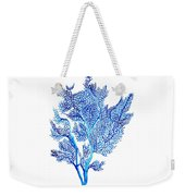Sea Fan Weekender Tote Bag