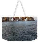Seaside Town Weekender Tote Bag