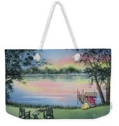 4 Seasons-spring Weekender Tote Bag