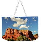 Sedona Red Rocks Weekender Tote Bag