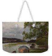 Shore Landscape Weekender Tote Bag