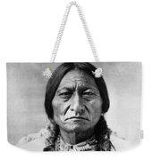 Sitting Bull 1834-1890. To License For Professional Use Visit Granger.com Weekender Tote Bag