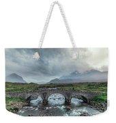 Sligachan - Isle Of Skye Weekender Tote Bag