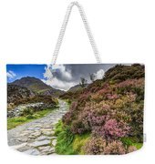 Snowdonia National Park - Weekender Tote Bag