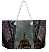St Paul's Cathedral Weekender Tote Bag