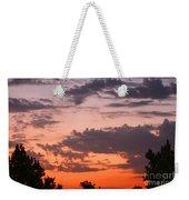 Sunset Moreno Valley Ca Weekender Tote Bag