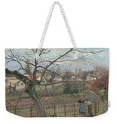 The Fence Weekender Tote Bag