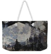 The Gare St Lazare Weekender Tote Bag