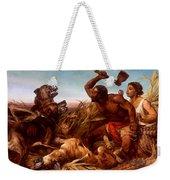 The Hunted Slaves Weekender Tote Bag