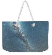 The Milky Way And Mars Weekender Tote Bag