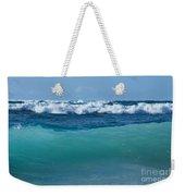 The Blue Sea Weekender Tote Bag