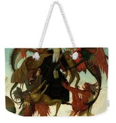 The Torment Of Saint Anthony Weekender Tote Bag
