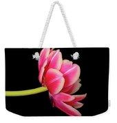 Tulip  Macro Weekender Tote Bag