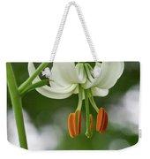 Turk's Cap Lily Weekender Tote Bag
