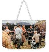 Vladimir Lenin (1870-1924) Weekender Tote Bag