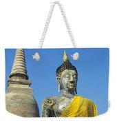 Wat Mahathat Weekender Tote Bag