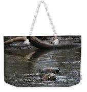 Waterfowl Weekender Tote Bag