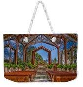 Wayfarers Chapel Weekender Tote Bag