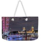 Westminster - London Weekender Tote Bag
