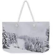 Winter Landscapes Weekender Tote Bag