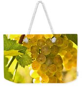 Yellow Grapes Weekender Tote Bag