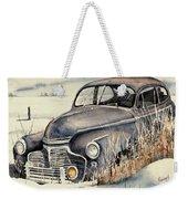 40 Chevy Weekender Tote Bag