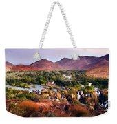 Landscape D Cc Weekender Tote Bag