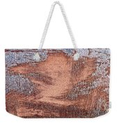 Rusty Metal Weekender Tote Bag