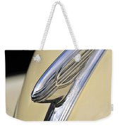 40s Hudson Chrome Weekender Tote Bag