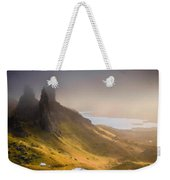 C L Landscape Weekender Tote Bag