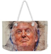 Donald Trump Weekender Tote Bag