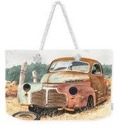 '41 Fleetline Weekender Tote Bag