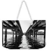 422 Bridge Weekender Tote Bag