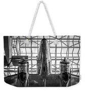 4242- Airplane Weekender Tote Bag