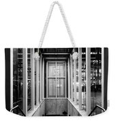 42nd Street Bryant Park Fifth Avenue Weekender Tote Bag