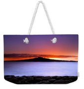 At Landscape Weekender Tote Bag