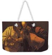 Caravaggio   Weekender Tote Bag
