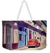 Havana Cuba Weekender Tote Bag