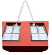 Modern Building Weekender Tote Bag