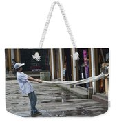 4369- Taffy Puller Weekender Tote Bag